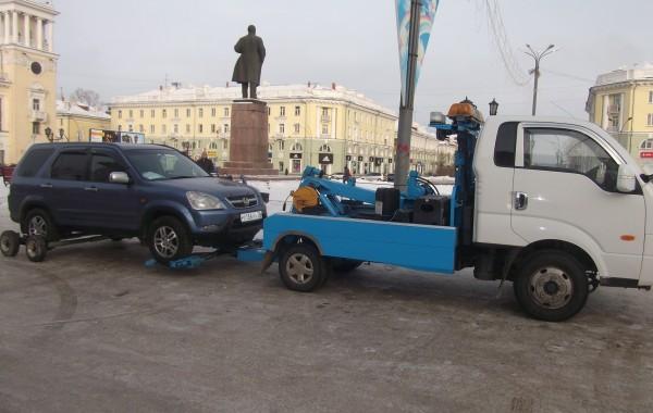 Эвакуация в Ангарске