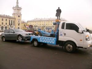 Эвакуатор  Ангарск