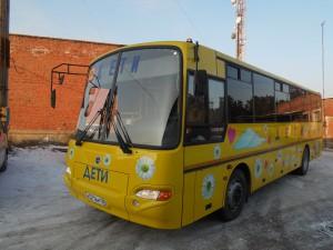 Автобус для перевозки детей в Ангарске
