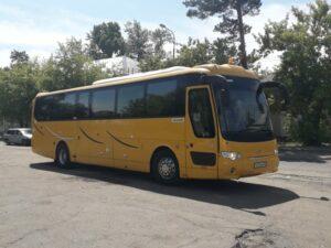 Автобус 45 мест в Ангарске (Hyundai Universe)